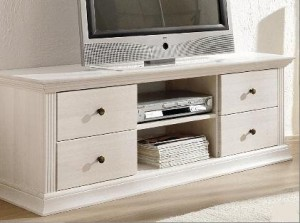 tv lowboards tv sideboard tv lowboard kiefernholz wei tv. Black Bedroom Furniture Sets. Home Design Ideas