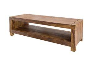 Invicta Interior 37203 TV-Board Madeira II, 110cm, Sheesham  ♥  ♥ Lowboard Holz ♥ Designer Lowboard