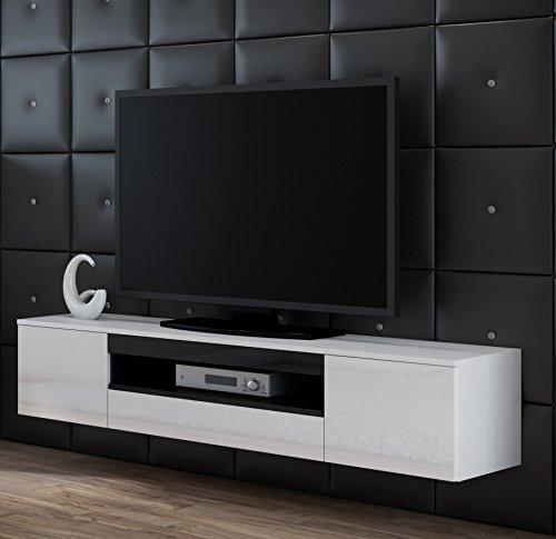 lowboard h ngend f rs dein tv h ngende lowboards hier online 2018. Black Bedroom Furniture Sets. Home Design Ideas