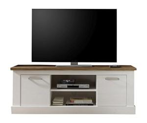 trendteam 1491-318-61 TV Möbel Landhausstil Toronto ♥ Sideboard ♥ 2 Türen ♥ 2 Fächer ♥ Lowboard Holz