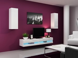 lowboard h ngend f rs tv h ngende lowboards hier online 2017. Black Bedroom Furniture Sets. Home Design Ideas